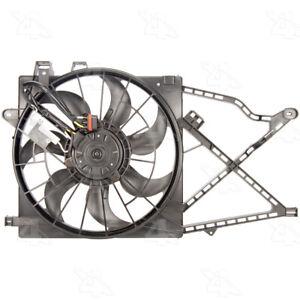 Engine Cooling Fan Assembly fits 2000-2005 Saturn L300 L200,LW200 LW300  FOUR SE