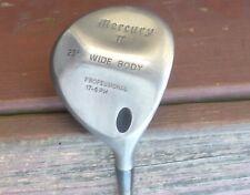 Mercury II Wide Body 25 degree 7 wood