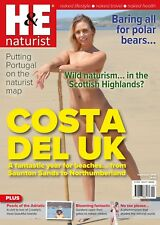 H&E naturist September 2018 magazine nudist health efficiency