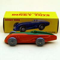 Atlas 1:43 Scale Dinky Toys 23A AUTO DE COURSE #4 Model Toys Diecast Car