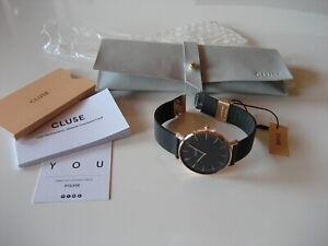 Cluse Damen Uhr La Boheme CL18034 Rosegold