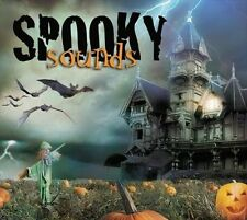 Spooky Sounds, Various Artists,Very Good, ### Audio CD with artwork-complete,Aud