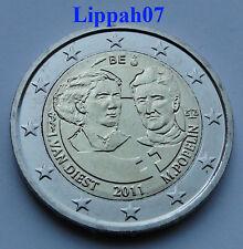België speciale 2 euro 2011 100 jaar Vrouwendag UNC