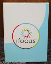 iFOCUS SYSTEM : Focus on Body - FITNESS / FOOD - Childs Focus & Attention CD SET