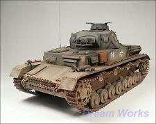 Built 1/35 Panzer IV by Award Winner built +details