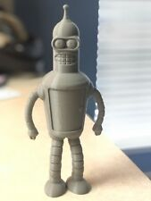 Futurama Character: Bender Bending Rodriguez