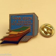 Pin's Folies ***  Edition Rank Xerox