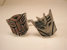 -Transformers Vintage Cuff Links
