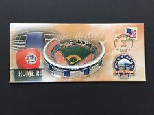SHEA STADIUM FINAL SEASON OPENING DAY 2008 NEW YORK METS BASEBALL EVENT COVER