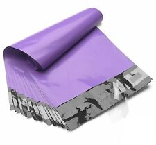 100 Poly Mailers 10x13 Shipping Bags Plastic Packaging Mailing Envelope Purple