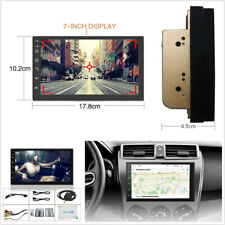 """NEW 1080P 2Din Android 9.1 7"""" Quad-core 2GB+32GB Car Stereo Radio GPS Nav Player"""