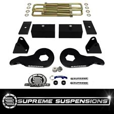 "2000-2010 Chevy Silverado 2500 HD 3"" + 3"" Lift Kit 8-Lug inc. Shims PRO 2WD 4WD"