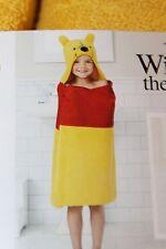 Disney Winnie the Pooh Hooded Bath Wrap kids bath new
