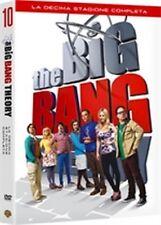 The Big Bang Theory - Stagioni 1 - 10 (31 DVD) - ITALIANI ORIGINALI SIGILLATI -