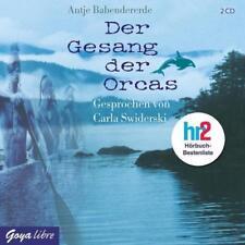 Der Gesang der Orcas / 2 CDs von Antje Babendererde