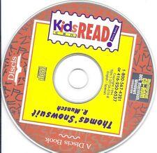 Thomas' Snowsuit CD (hilarious winter children's digital story, English Spanish)