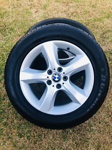 wheel and tyre BMW  X5