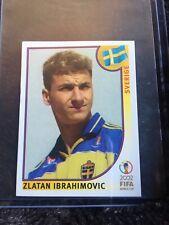 Zlatan Ibrahimovic -  Panini World Cup Japan/Korea 2002 Sticker #456
