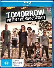 Tomorrow When The War Began : Season 1 (Blu-ray, 2016)