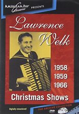 Lawrence Welk Christmas Shows (US IMPORT) DVD NEW