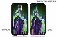 Disney Sleeping Beauty Maleficent Dragon iPhone or Samsung S6 Edge Phone Case