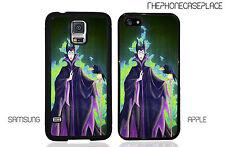 Disney Sleeping Beauty Maleficent Dragon iPhone or Samsung S6 Edge Phone Case