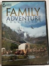Family Adventure Collection DVD