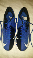Nike Vapor Pro Low TD Football Cleats Blue/Black/White 511340-411 SIZE 14