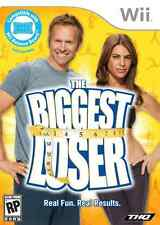 THE BIGGEST LOSER ( JEUX NINTENDO WII ) COMPLET / CIB