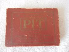 PIT The Great Game Parker Brothers, Inc. Salem Mass., U.S.A. and New York