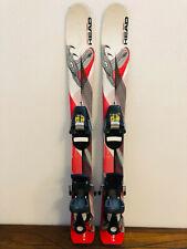 Head Mojo Mad Trix Team Kids Childrens Boys Girls Downhill Skis 75 cm. Salomon