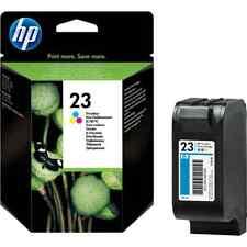 ORIGINAL HP 23 COLOUR 30ML CARTRIDGE  710C 720C 722C 810C 880C 890C FAST POSTAGE