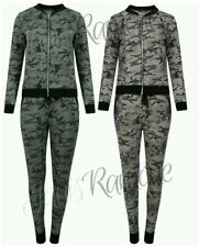 Polyester Crew Neck Tracksuits for Women