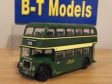 B-T BASE TOYS BRISTOL OMNIBUS BRISTOL LODEKKA ECW BUS MODEL B108B 1:76 BT
