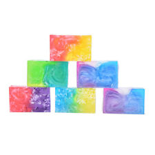 Handmade Colorful Magic Soap Bath Shower Soap Body Skin Health Care Cleanning DS