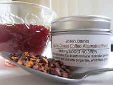 Organic Chaga Coffee Alternative.  Immune Booster!