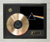 "Pink Floyd Framed wood Legends Of Music LP Record Display. ""C3"""