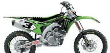 DCOR Monster Energy Kawasaki Graphic Kit 10-20-716 13-87 03-40340 862-2111