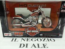 Moto 1 12 Maisto Harley-davidson AS 32320 -