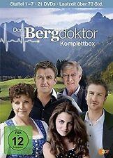 Der Bergdoktor - Komplettbox, Staffel 1 - 7 (21 Disc... | DVD | Zustand sehr gut