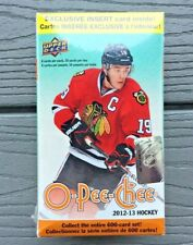 O-PEE-CHEE 2012-13 HOCKEY BLASTER BOX 10 - 6 CARD PACKS ITEM 79311 RARE  F/S