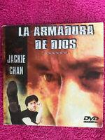 La Armatura De Dio DVD Jackie Chan Dg