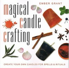 Magical Candle Crafting Create Your Own Candles for Spells & Rituals-Ember Grant