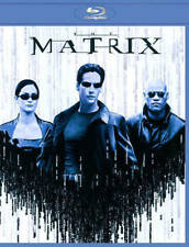 The Matrix (Blu-ray Disc, 2014) DISC IS MINT