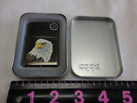 F Zippo 03  Eagle Lighter NEW IN THE BOX NEVER BEEN USED