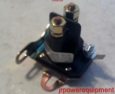 Universal Lawn Mower Single Pole Starter Solenoid - MTD/MURRAY/TORO/SEARS & MORE