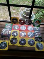 VIDEO GAME LOT XBOX (DISCS ONLY REPAIR RESELL) Not Tested May work? ASSASSIN