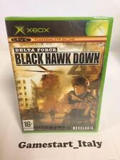 DELTA FORCE BLACK HAWK DOWN (XBOX) NUOVO SIGILLATO NEW PAL VERSION