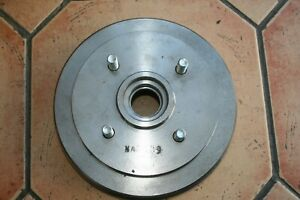 mitsubishi galant,tredia cordia rear brake drum drm187,ndr189,nap189 x