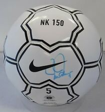 Mia Hamm Olympic Gold Winner Signed Nike Soccer Ball Steiner Sports Memorabilia